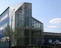 Промышленное остекление зданий