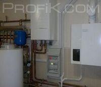 Реконструкция системы отопления частного дома