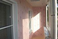Ремонт балкона: остекление, утепление, отделка