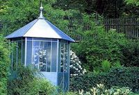Садовые беседки: советы собирающимся построить беседку
