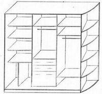 Сборка шкафа-купе своими руками