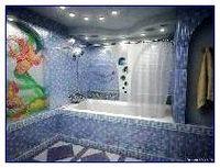 Сделать хороший ремонт в ванной комнате