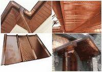 Софиты для крыши - характеристики и применение
