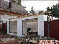 Строим гараж самостоятельно