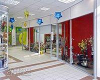 Торговый центр притяжения. дизайн интерьера магазина, оформление витрин, торговых залов