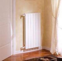 Установка алюминиевого радиатора отопления