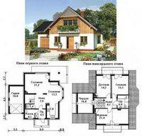 Варианты планировки дома своими руками