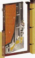 Входные стальные двери: как выбрать стальную дверь, замок и аксессуары входной двери?