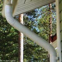 Водосточные системы для загородного дома