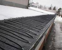 Зимняя эксплуатация водосточной системы